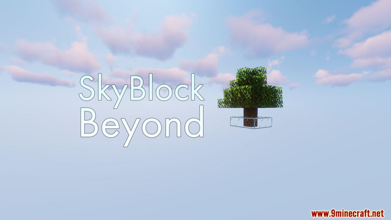 SkyBlock Beyond Map Thumbnail
