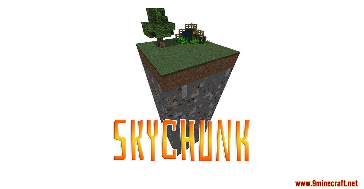 SkyChunk Map Thumbnail