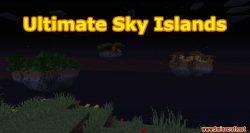 Ultimate Sky Islands Map Thumbnail