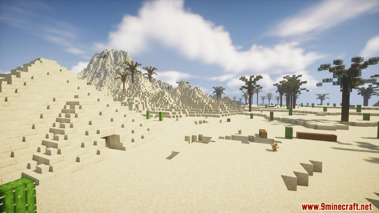 Wandering Isles Map Screenshots (4)