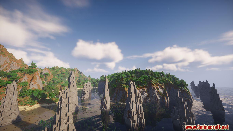 Wandering Isles Map Screenshots (5)