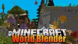 World Blender Mod