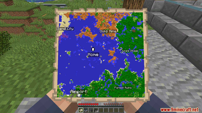 Beyond 256 Flight Simulator Map Screenshots (1)