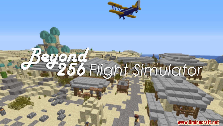 Beyond 256 Flight Simulator Map Thumbnail