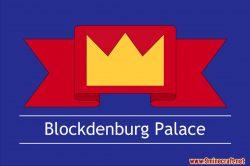 Blockdenburg Royal Palace Map Thumbnail