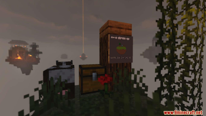 Skyblock Infinite Map Screenshots (2)