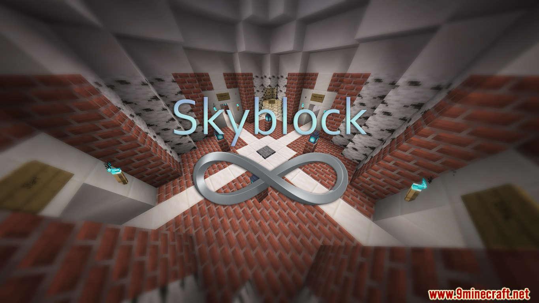 Skyblock Infinite Map Thumbnail