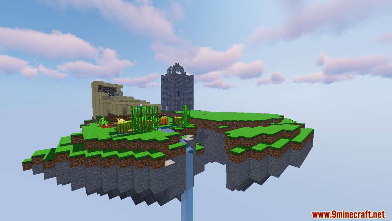 Skyblock Uncharted Map Screenshots (4)