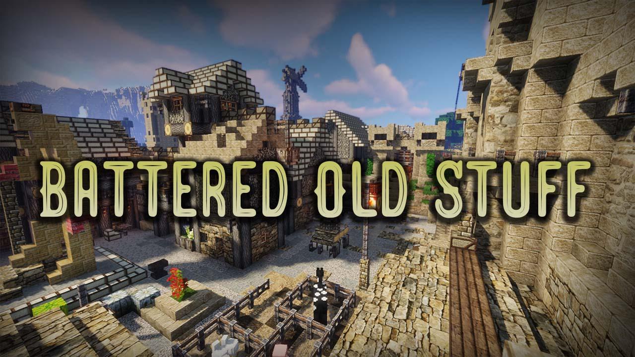 Battered Old Stuff Resource Pack