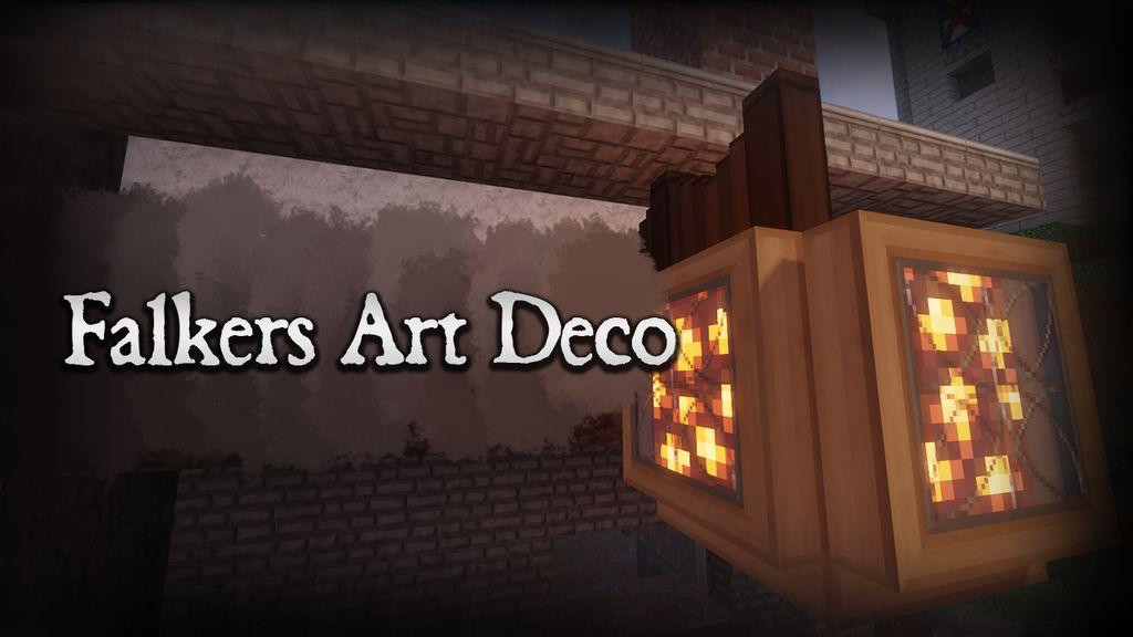 Falkers Art Deco Resource Pack