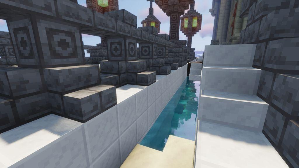 Deep Blue Resource Pack Screenshots 2