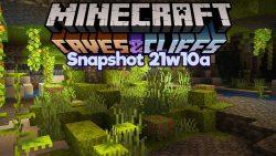 Minecraft 1.17 Snapshot 21w10a