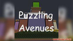 Puzzling Avenues Map Thumbnail