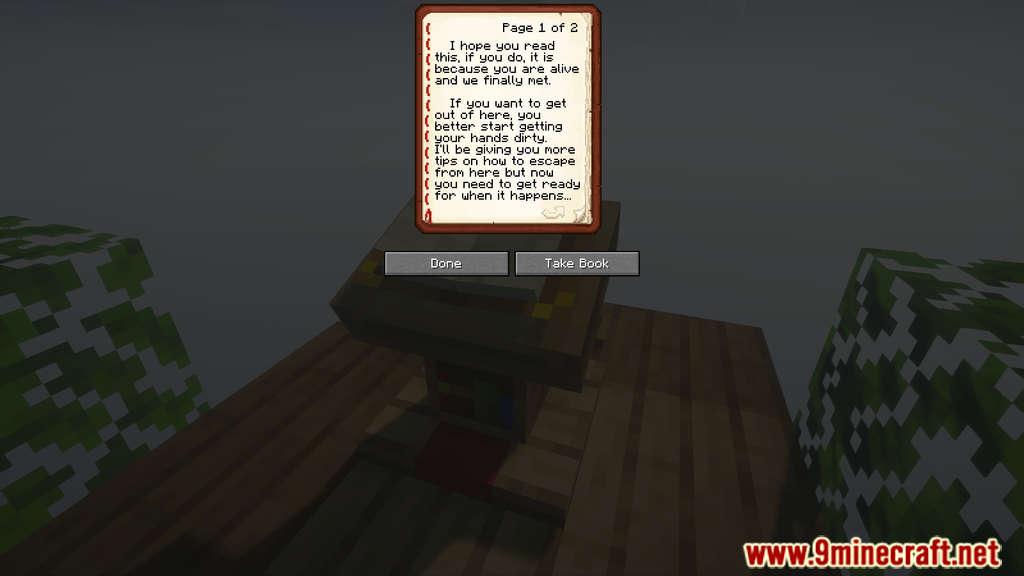 One Block Skyblock Map Screenshots (2)