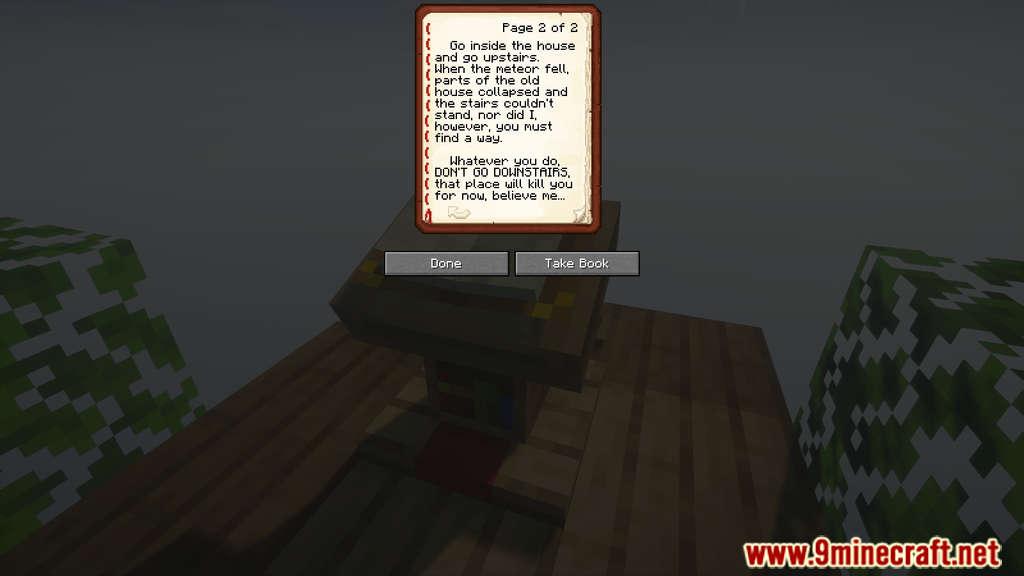 One Block Skyblock Map Screenshots (3)