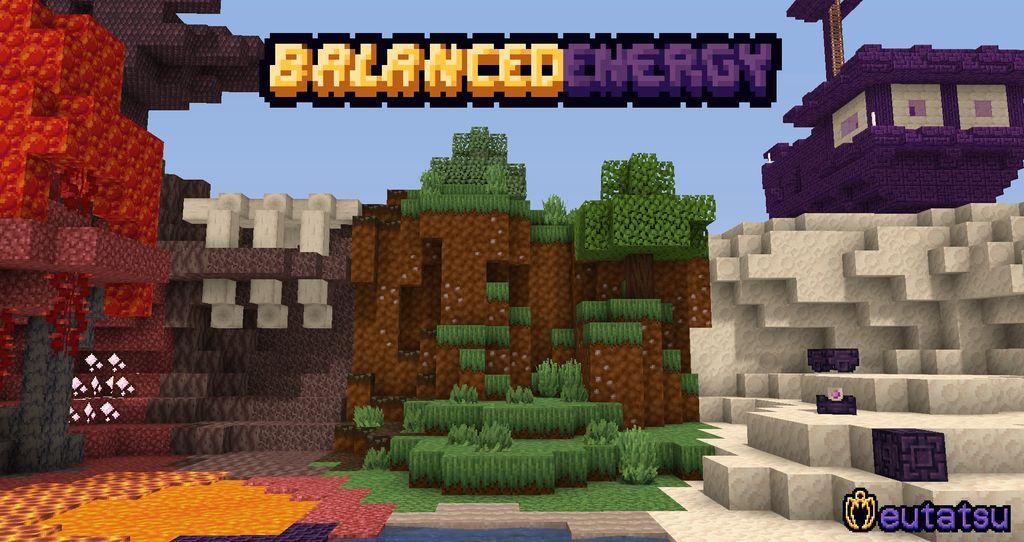 Balanced Energy Resource Pack
