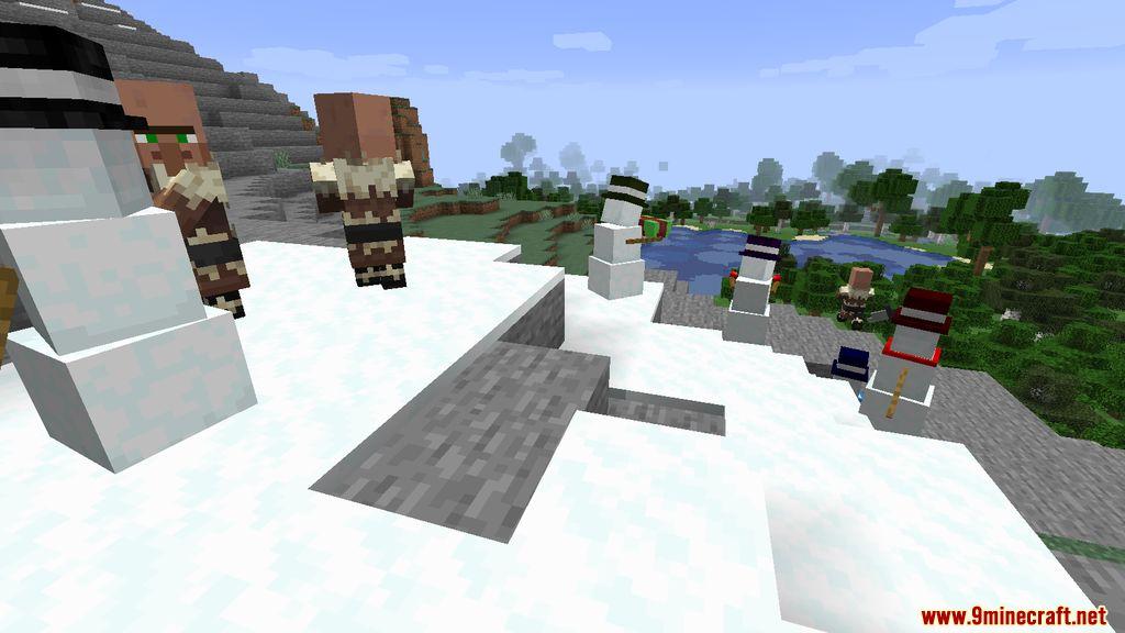 Cold Snap Horde Mod Screenshots 9