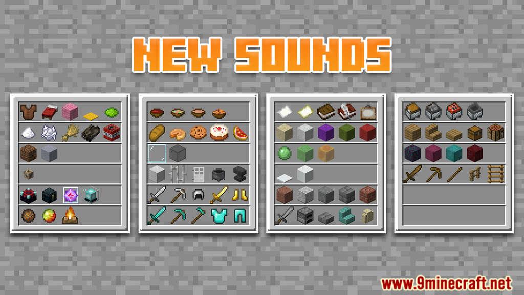 CraftSound Data Pack Screenshots (1)