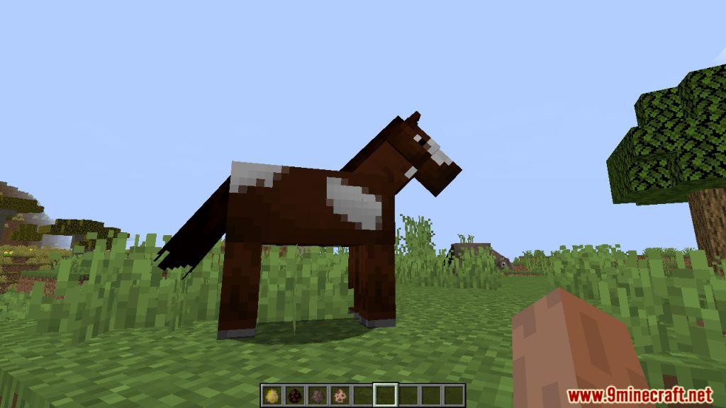 Easy Taming Minecraft Data Pack Screenshots (1)