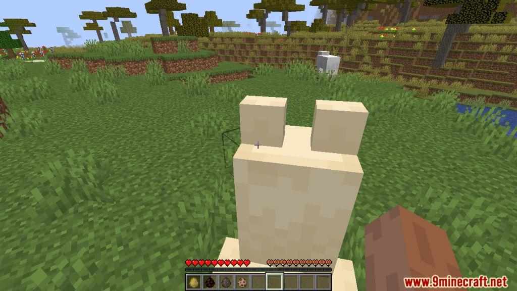 Easy Taming Minecraft Data Pack Screenshots (4)