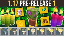 Minecraft 1.17 Pre-Release 1
