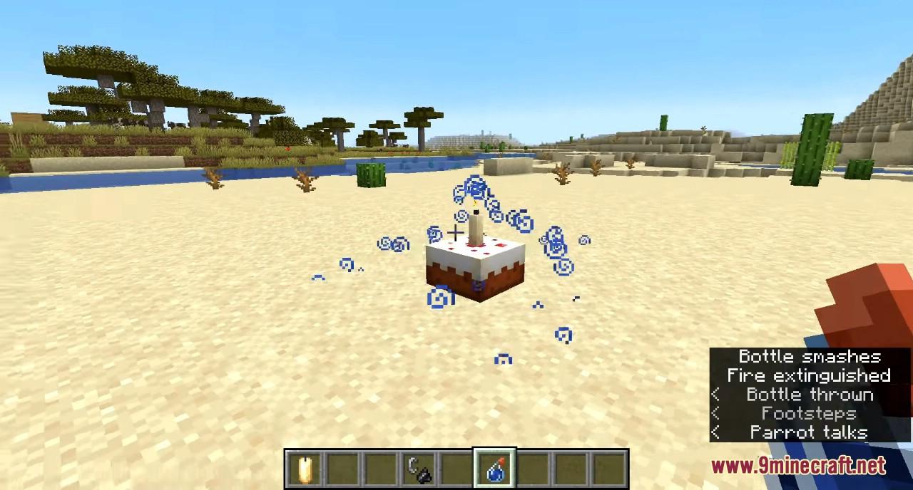 Minecraft 1.17 Snapshot 21w20a Screenshots 6