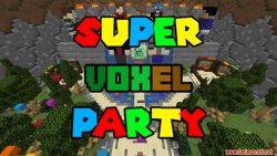 Super Voxel Party! Map Thumbnail