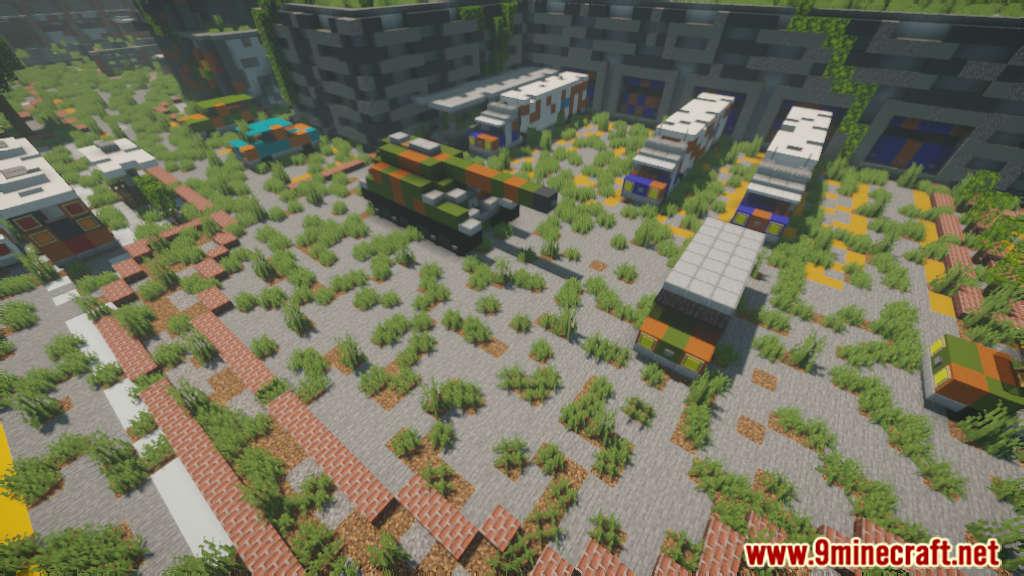 Survive Komodo Island Map Screenshots (13)