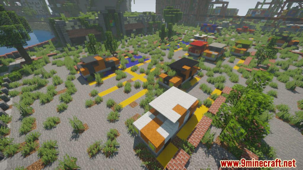 Survive Komodo Island Map Screenshots (4)