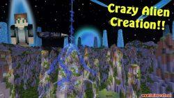 Insane Alien Parkour! Map Thumbnail