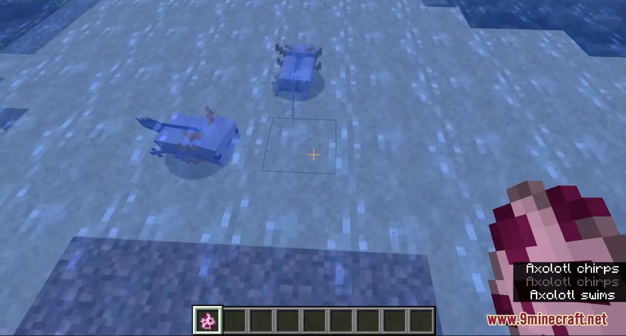 Minecraft 1.17.1 Pre-Release 1 Screenshots 1
