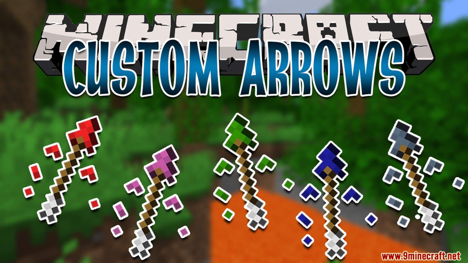 Custom Arrows Data Pack Thumbnail