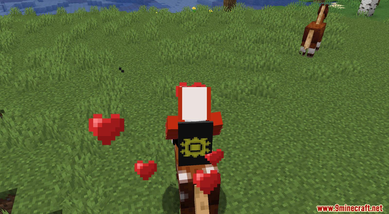 Horse Armor Crafting Data Pack Screenshots (3)