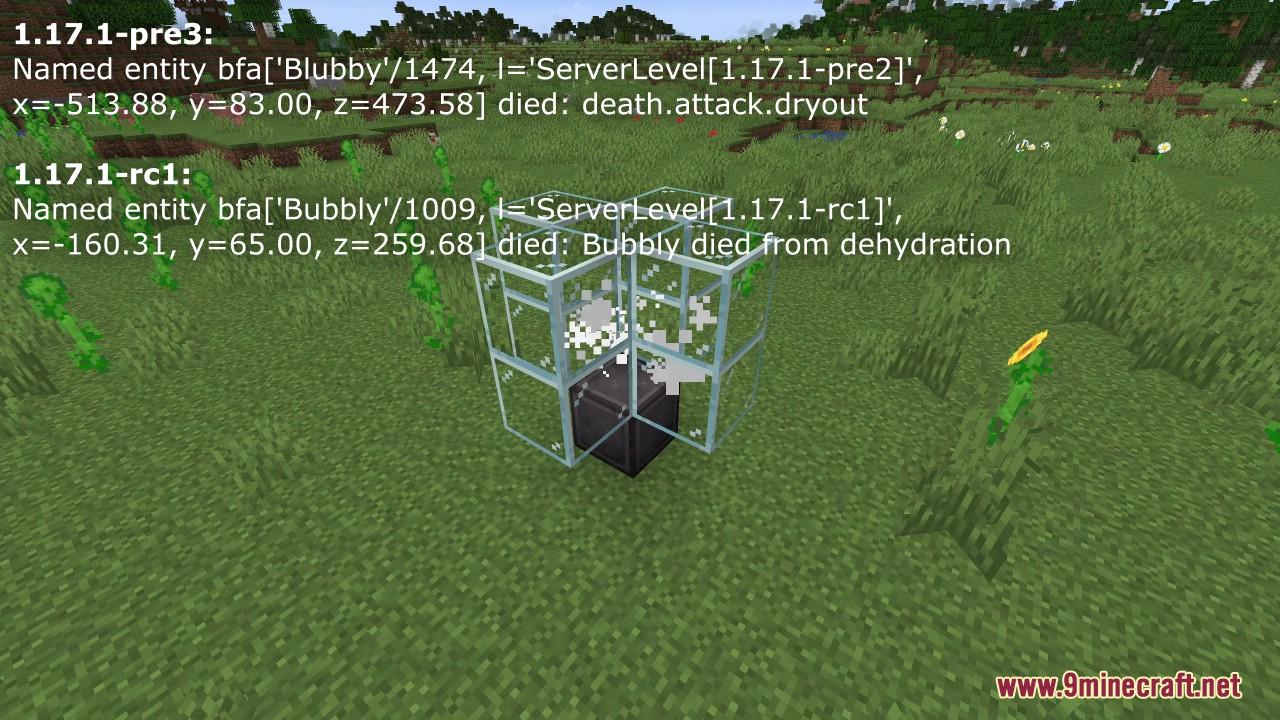 Minecraft 1.17.1 Release Candidate 1 Screenshots 5