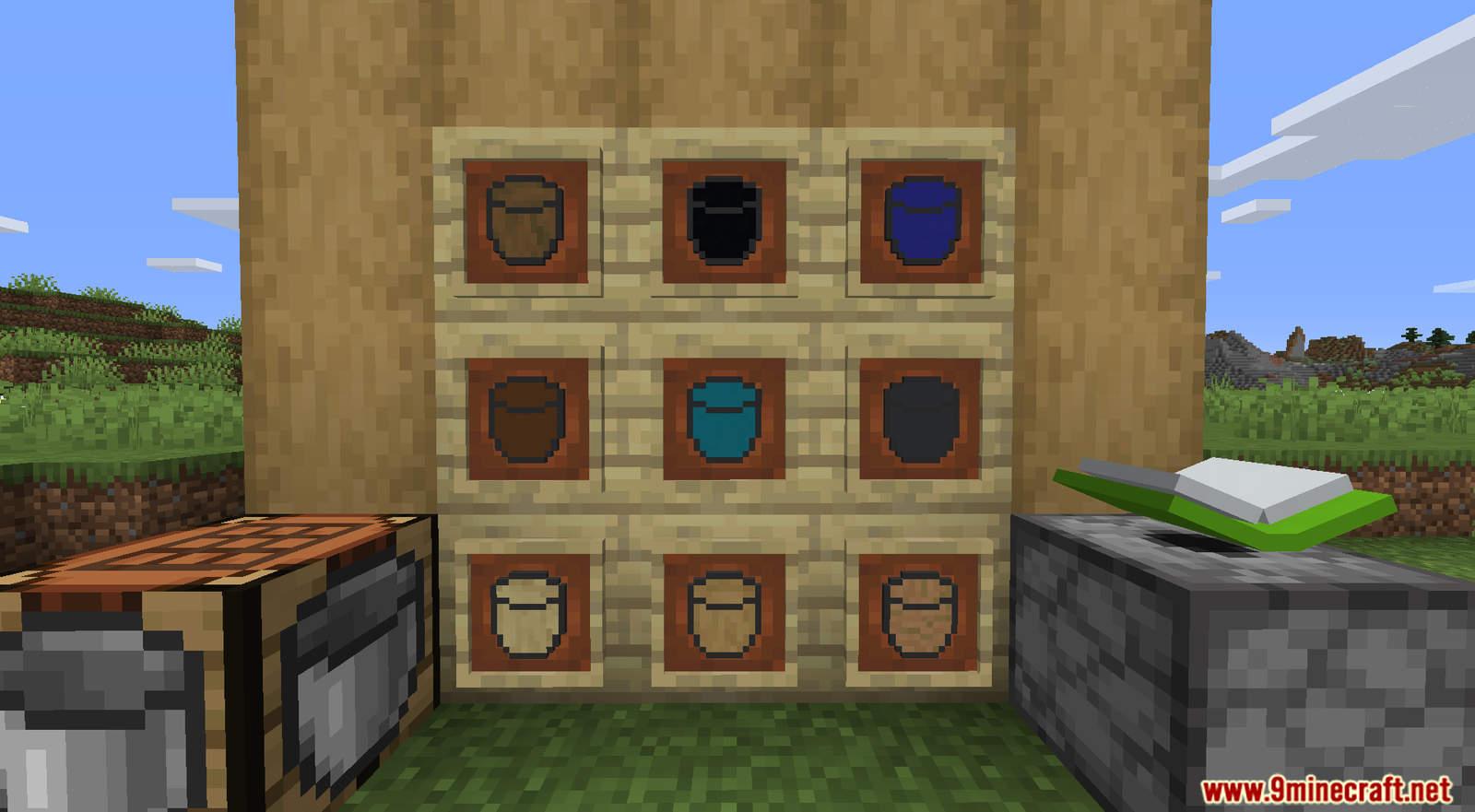 More Buckets Data Pack Screenshots (4)