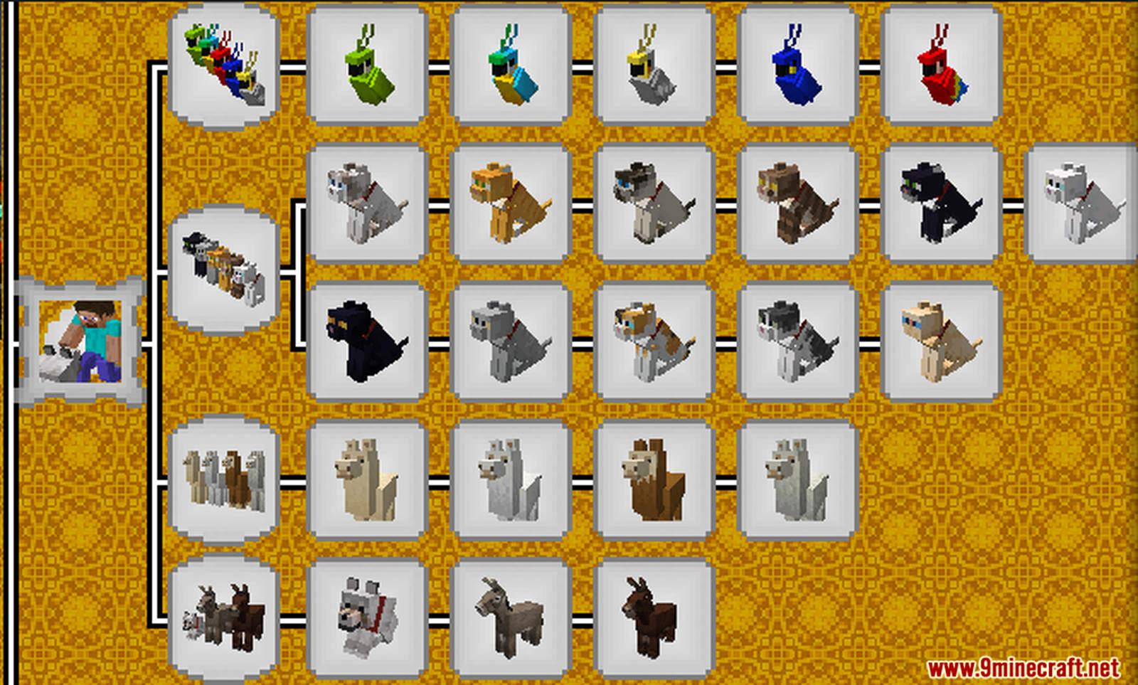 Paint's Completionist Advancements Data Pack Screenshots (10)