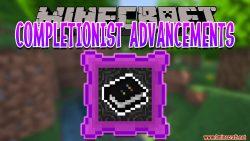 Paint's Completionist Advancements Data Pack Thumbnail