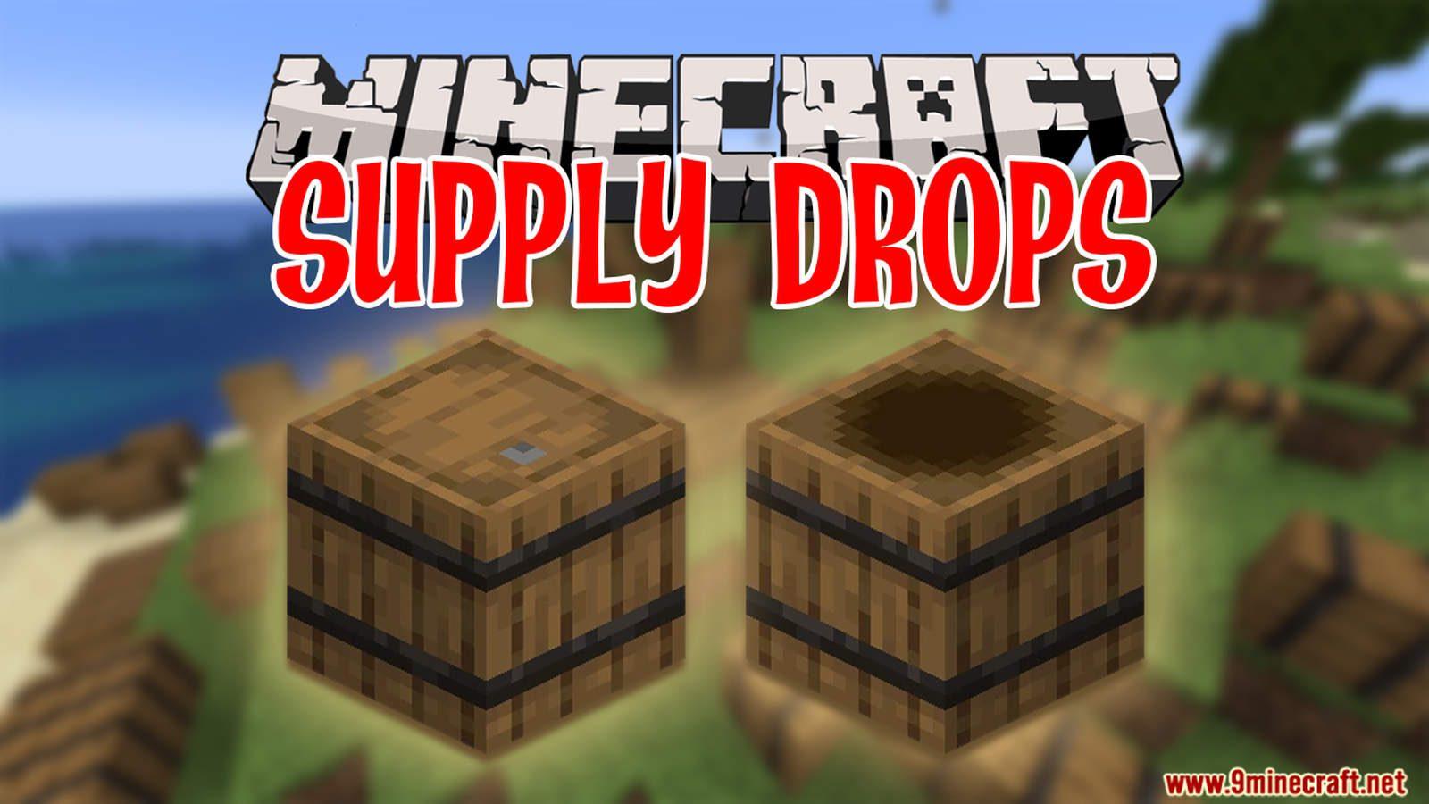 Supply Drops Data Pack Thumbnail