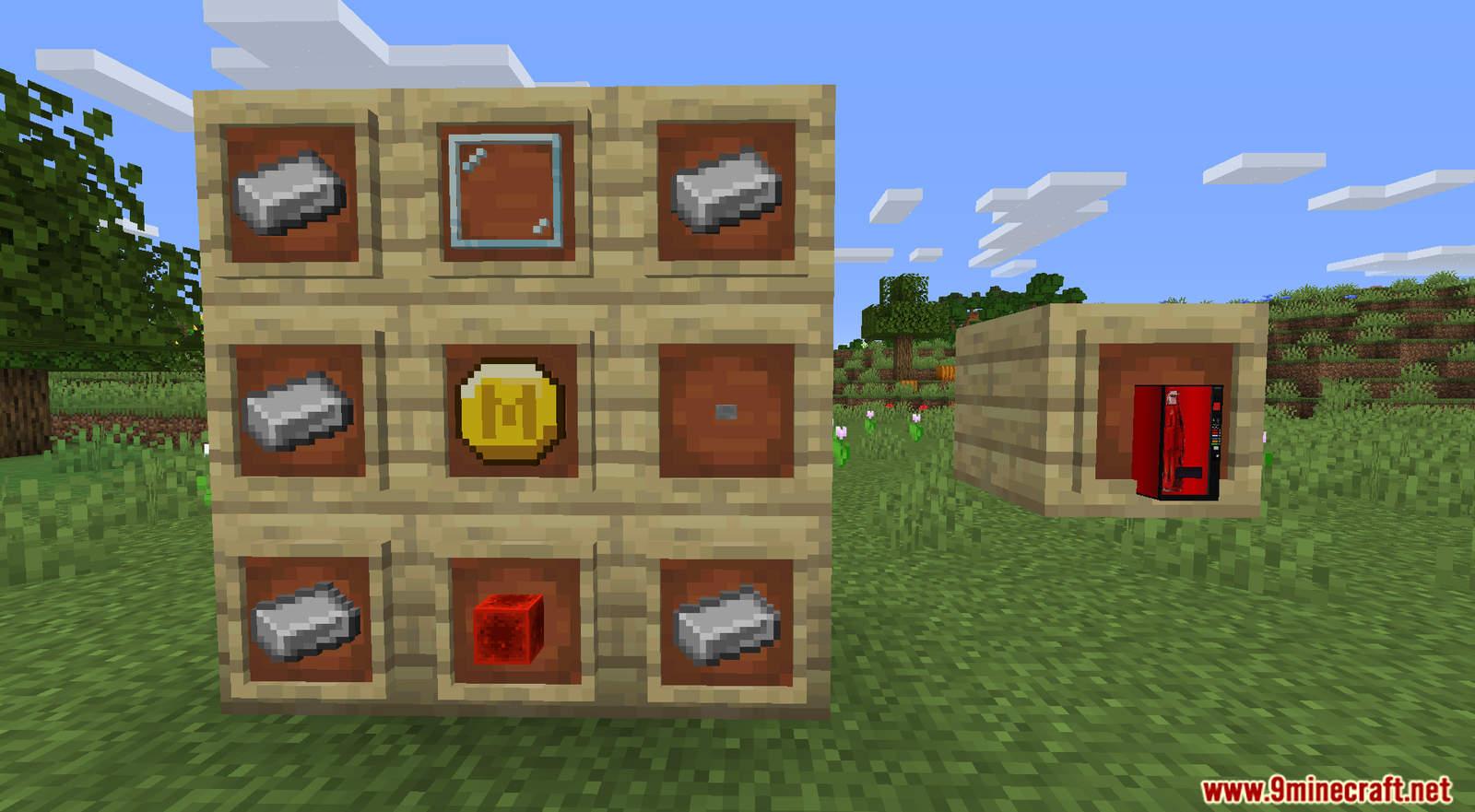 Vending Machine Data Pack Screenshots (3)