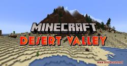 Desert Valley Map
