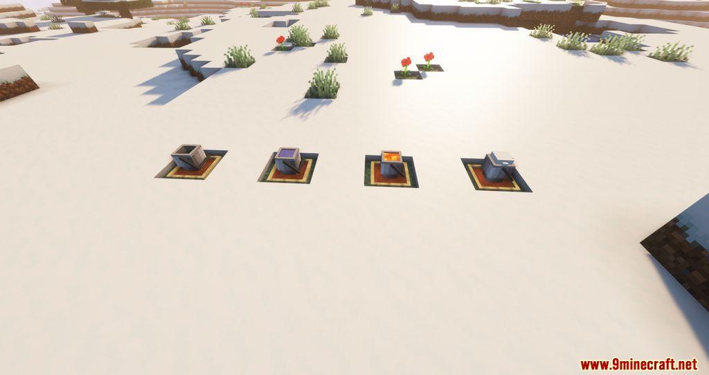 Findrek's 3D Buckets and Fish resourcepacks screenshots 05