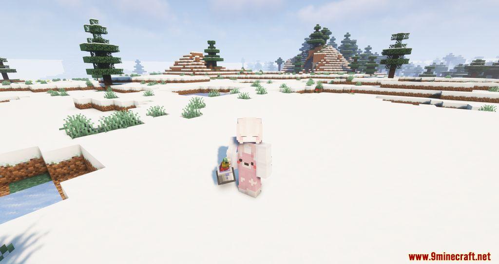Findrek's 3D Buckets and Fish resourcepacks screenshots 11