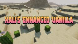 Xalis Enhanced Vanilla resoucepacks thumbnail