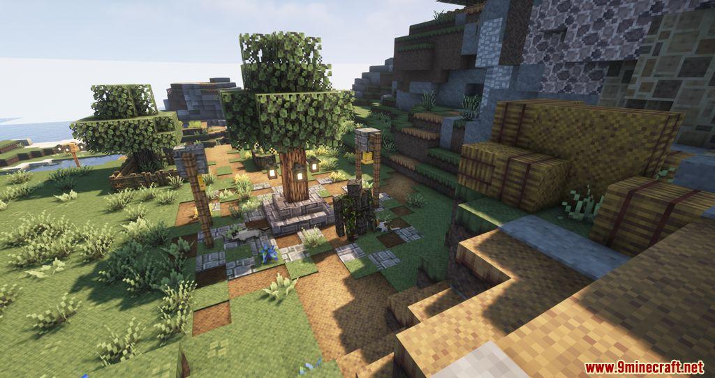 Yuushya resourcepack screenshots 2
