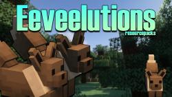 Eeveelutions resourcepacks thumbnail
