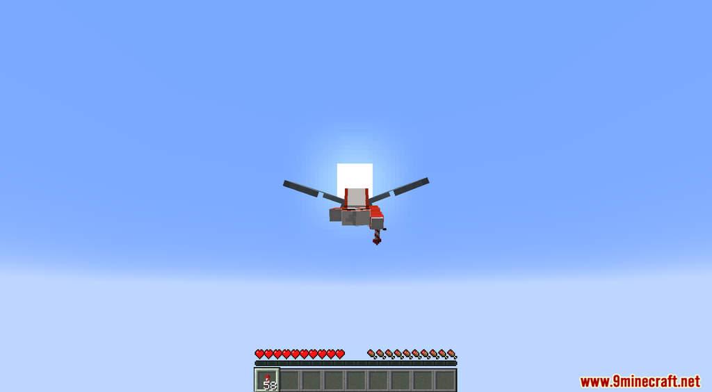End Above Overworld Data Pack Screenshots (3)
