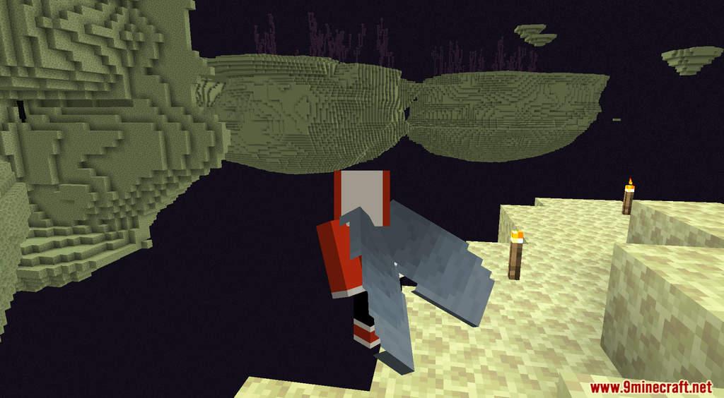 End Above Overworld Data Pack Screenshots (5)