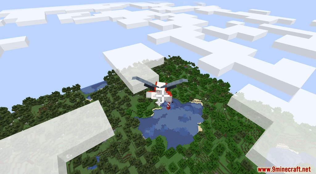 End Above Overworld Data Pack Screenshots (8)