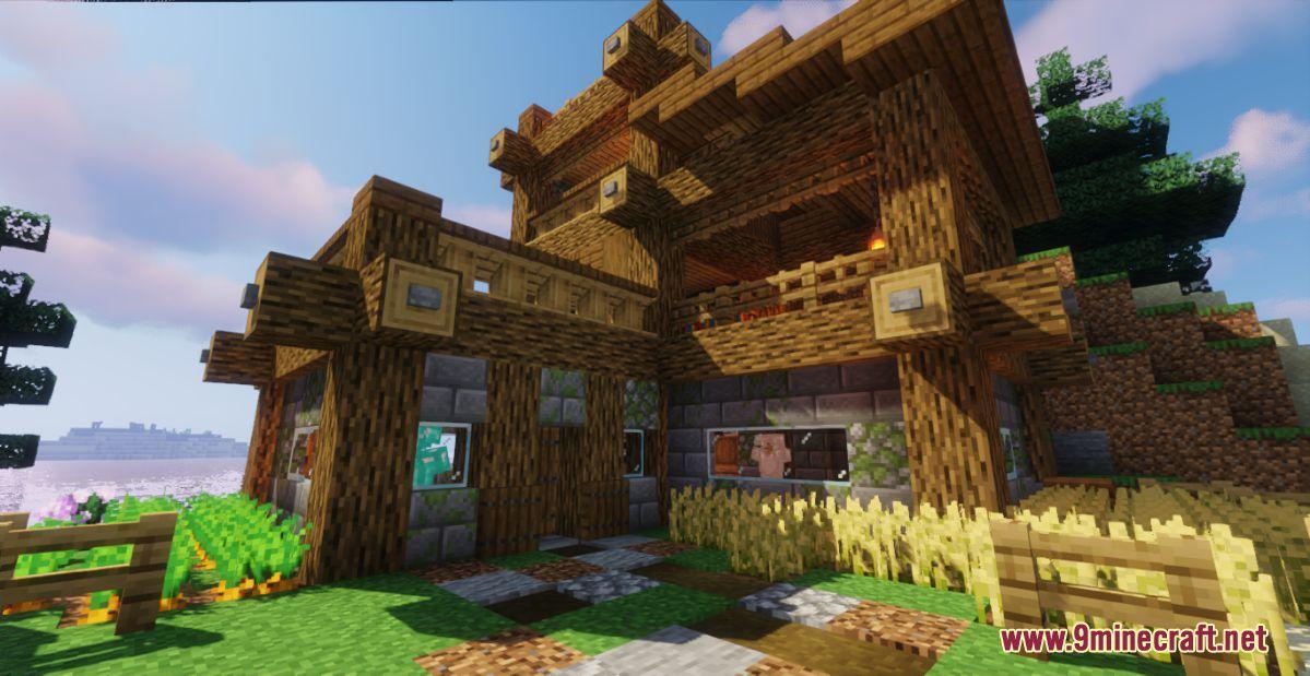 Island Medieval House Screenshots (1)
