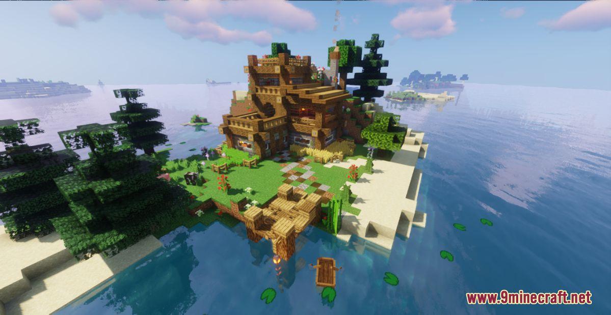 Island Medieval House Screenshots (10)